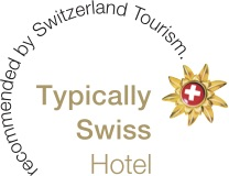 Typically Swiss hotel