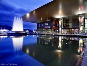 Culture and Convention Center in Lucerne