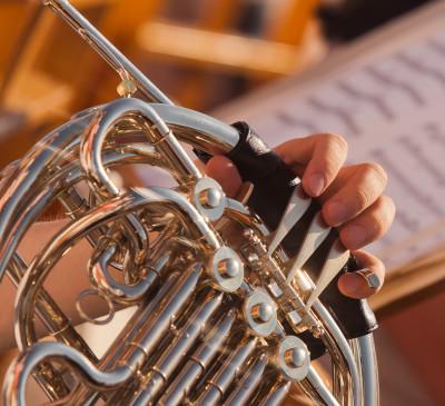 Weihnächtliche Musik mit der Horngruppe Obwalden