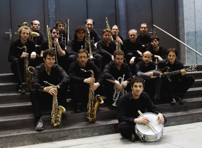 MARTIN STREULE JAZZ ORCHESTRA Feat. EFRAT ALONY (vocals)
