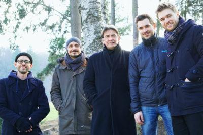 Roberto Bosshard New Group