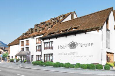 40 JAHRE HOTEL KRONE