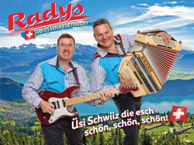 Üsi Schwiiz die esch schön – CD Tour