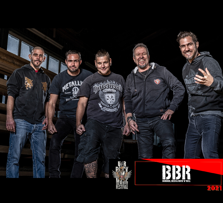 Buddies, Beer & Rock'n'Roll (BBR)